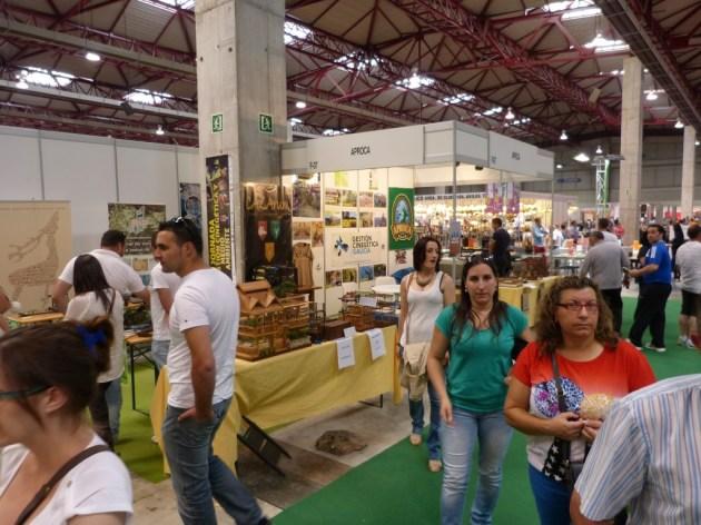 Feria FECAP en Silleda, Galicia