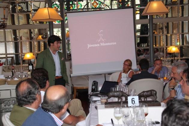 Presentación del Programa Montero 14_15 en Oriza, Sevilla