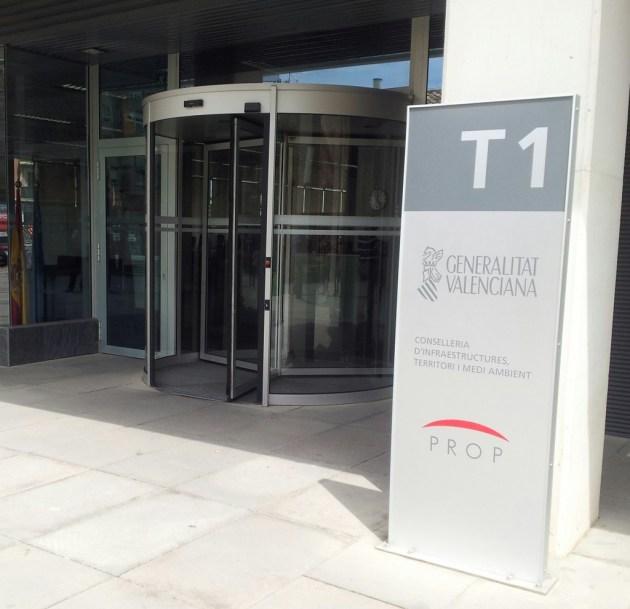 2014-07-13 Foto Puerta de la Conselleria 2014