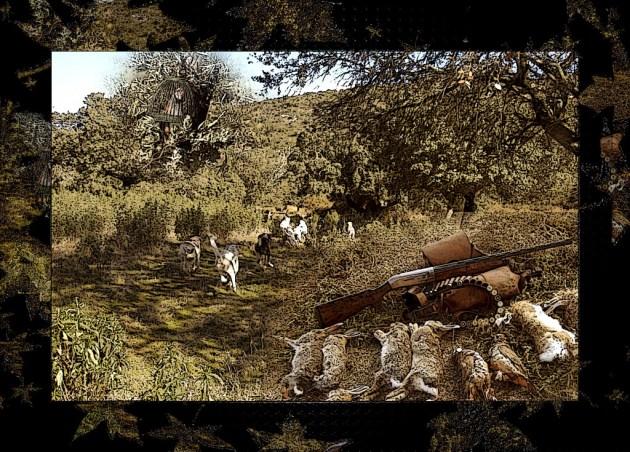 A Rafael Cabanillas Rey, montero, rehalero, cuquillero, cazador, con mayúsculas... y maestro.