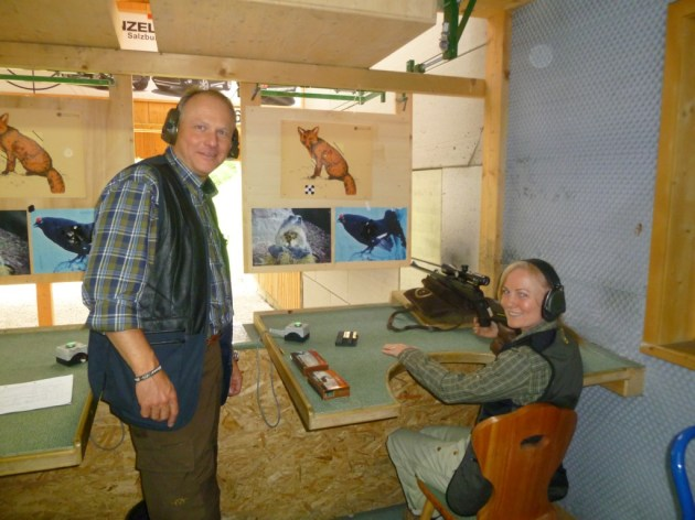 SCI Bavaria Chpater jornada de tiro