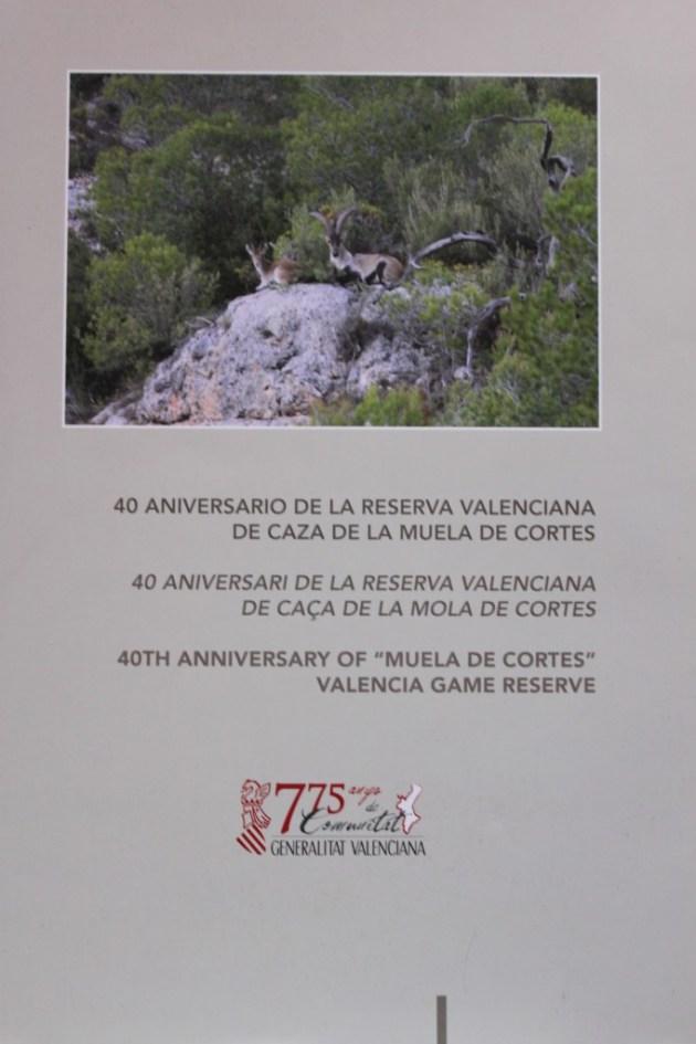 Libro Reserva Valenciana Muela de Cortes