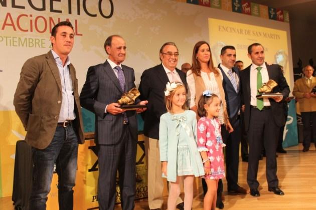 'El Encinar de San Martín', Caracola de oro 2014 a la mejor montería en cerrado