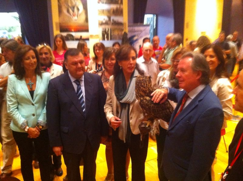 intercaza 2014 la presi junta a manuel gutiérrez vicepte 3 de la diput