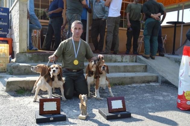 campeonato rastro galicia