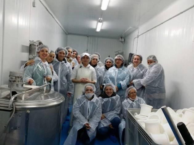 AMFAR Elaboración de Productos Artesanos en Horcajo de los Montes