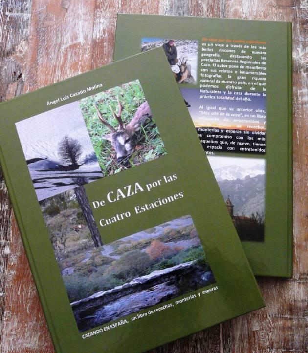 libro de caza por las cuatro estaciones copia