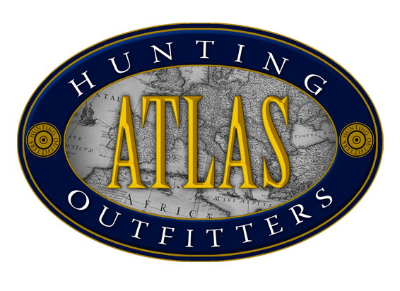 ATLAS Hunting LOGO para fotos sin fondo