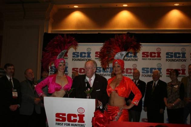 El ex alcalde de Las Vegas, Oscar Goodman.