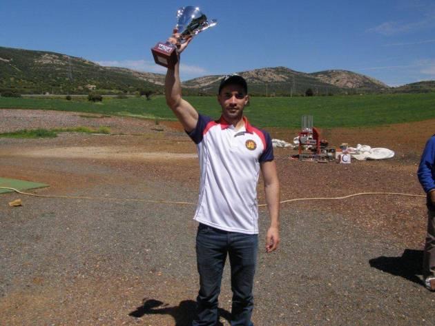 Campeón provincial de Compak Sporting.