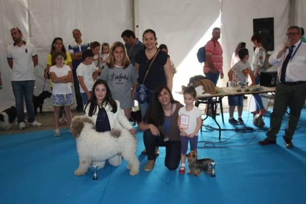 Ganadores del Concurso Infantil.