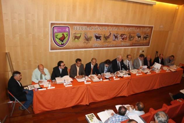 Asamblea General Federación Caza Castilla y León