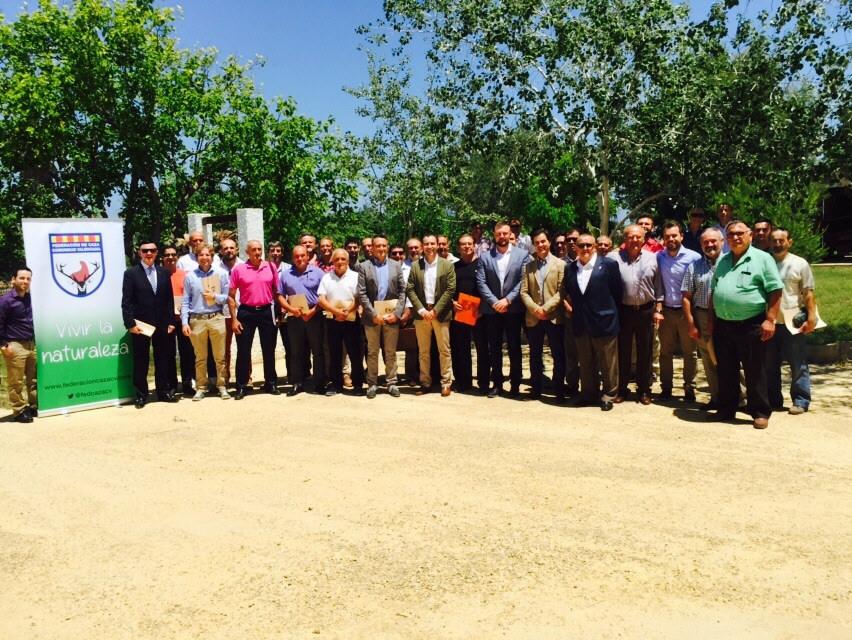 Foto de grupo de los integrantes de la Asamblea General de la FCCV