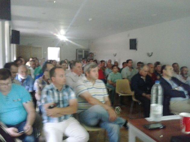 Reunión de la AER 2015