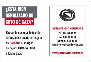 Publicidad caza Julio Castellano.indd