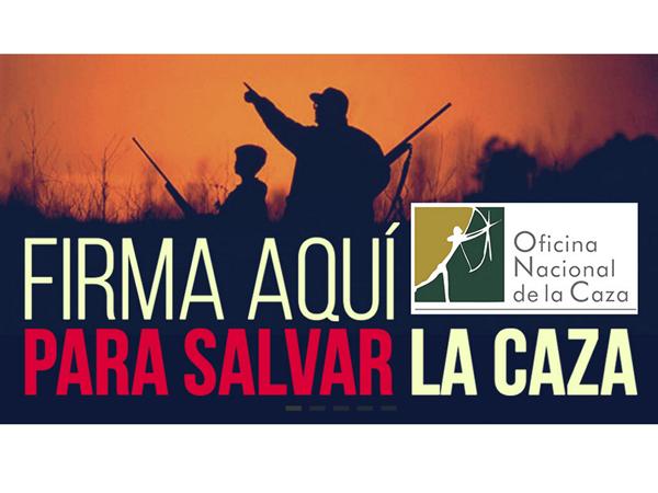 llamamiento urgente a los cazadores para defender la caza