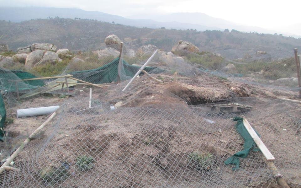 biotopos destruidos xurec unac