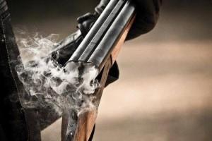 disparo escopeta armas cartucho