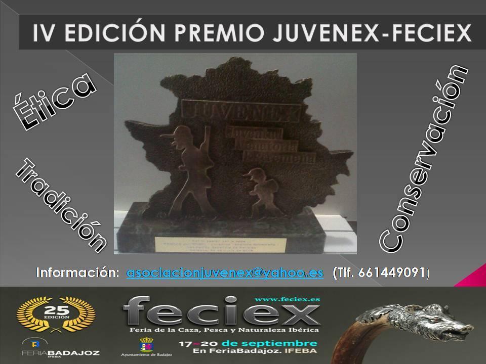 premio juvenex feciex