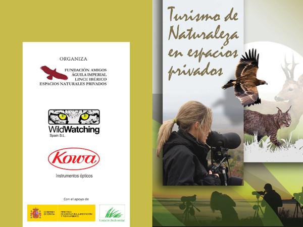 R turismo naturaleza fundación amigos del águila imperial