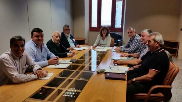 Reunión FGC con Grupo Mixto.
