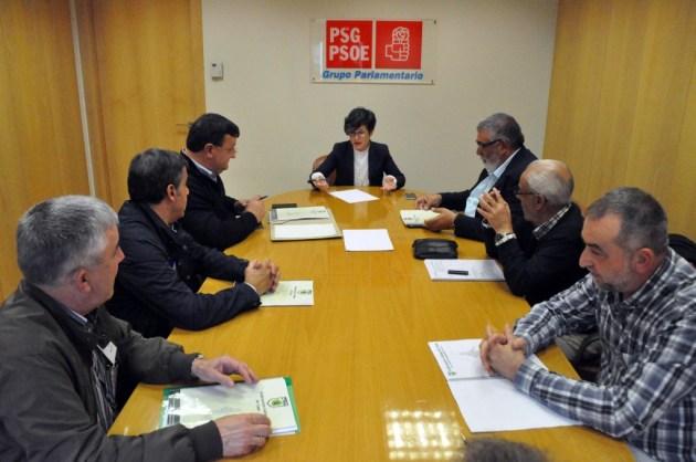 Reunión FGC con PSOE.