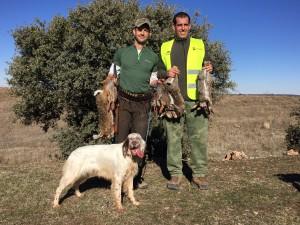semifinal campeonato caza menor con perro 2015