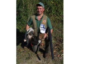 R - Campeón caza zorro galicia