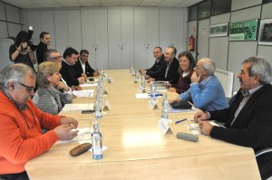 federacion gallega reunión