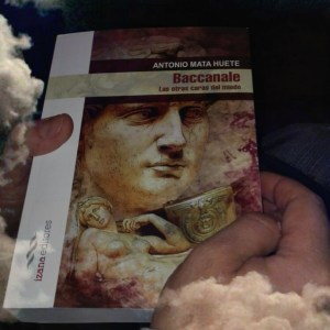 Una novela... ''Baccanale. Las otras caras del miedo''. De Antonio Mata Huete. Pedidos: http://www.pruebabedul.tk/2015-05-21-11-54-01