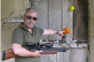 Entrenamiento en el tiro con bala: preparación para la temporada