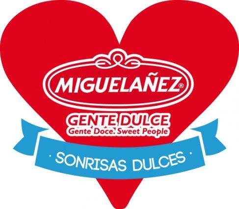 LOGO MIGUELAфEZ SONRISAS DULCES