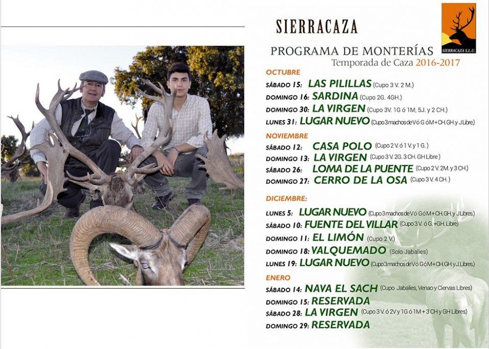 sierracaza