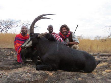 sable masais tanzania