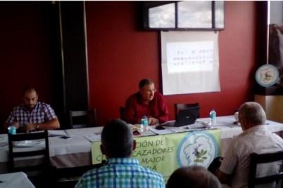 R - asamblea 2016 Asociacion de Caza Maior de Galicia