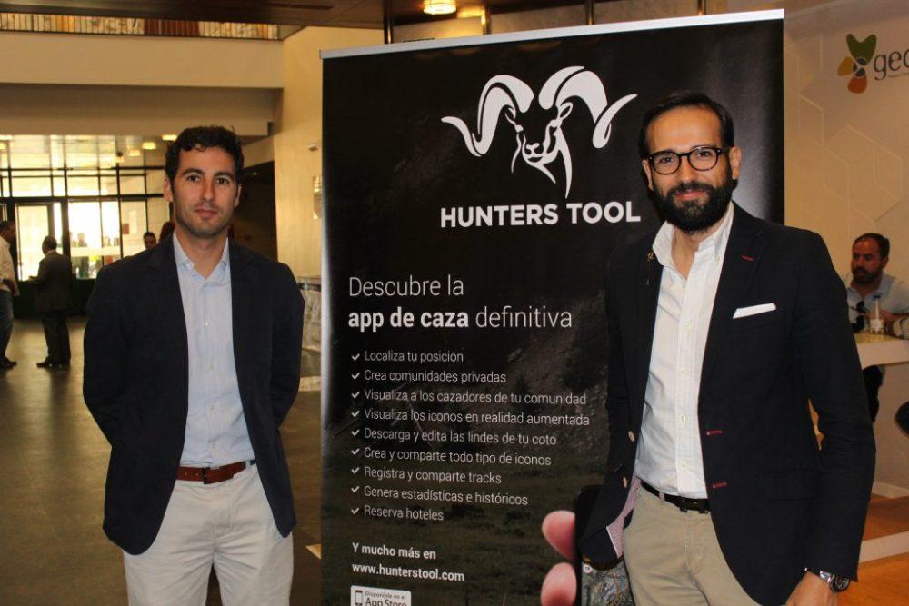 Nuestros amigos de Hunters Tool no faltaron a la cita de las Caracolas.
