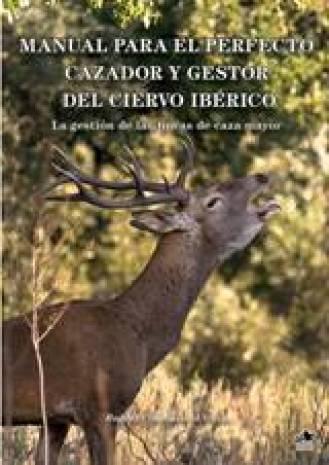 libro manual cazador ciervo