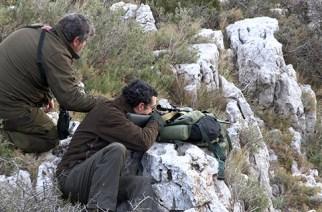 La práctica físico-deportiva de la caza a rececho: requisitos físicos