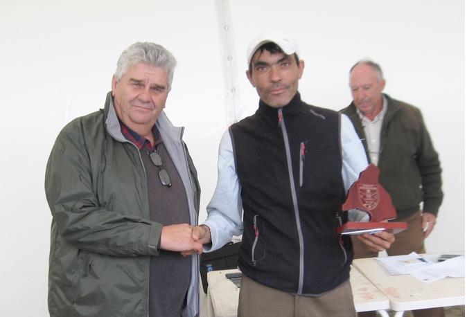 Campeón autonómico 2016, Fernando del Campo Sierra.