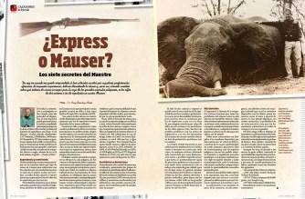 ¿Express o Mauser? Los siete secretos del maestro