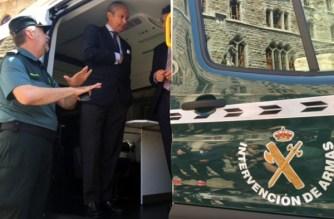 León dispondrá del primer vehículo de inspección de armas