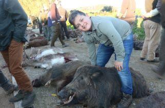 Crónica de 'Rancho de los Ciervos', por Cinegética Cordobesa