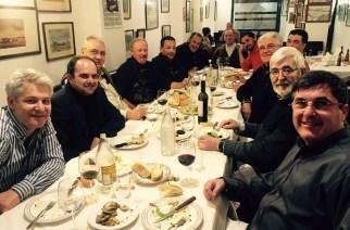 Reunión/cena de la Sección de Levante del SCI Iberian Chapter