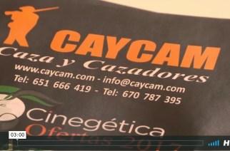 En Cinegética con Caycam (Caza y Cazadores)