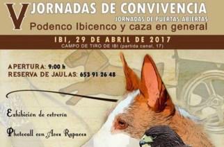 V Jornadas de Convivencia en torno al Podenco Ibicenco
