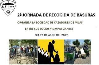 La SC de Mijas celebra este domingo su segunda limpieza medioambiental