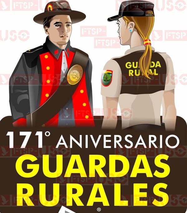 171 AÑOS DE LA CREACIÓN DE LOS GUARDAS RURALES