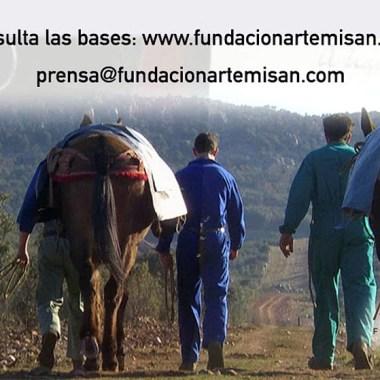 Artemisan 'Premio de Periodismo Mundo Rural'.