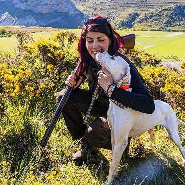 Perros de caza. RFEC