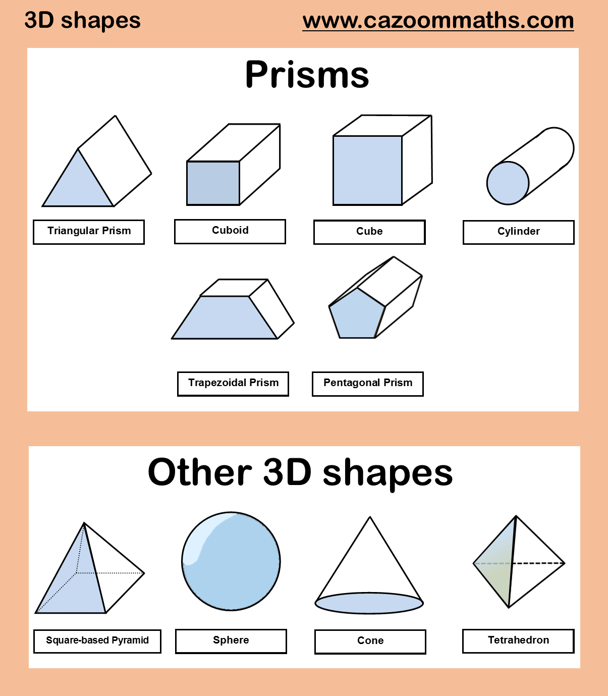 hight resolution of Geometry Teaching Resources   Printable Geometry Resources